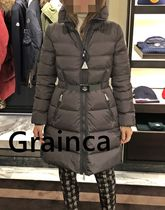 MONCLER★18/19AW 大注目 美しいACCENTEUR★グレー・関税込み