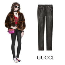【GUCCI】Pantalone skinny in denim 1000