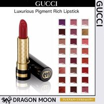 グッチ★Luxurious Pigment Rich Lipstick