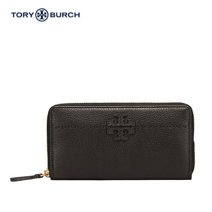 【即発】関税/送料込み TORY BURCH CONTINENTAL WALLET Black