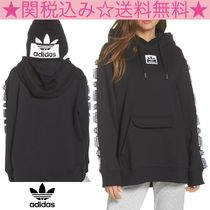 ★adidas★TrefoOriginals★ダブルフーディ★