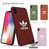 Adidas Adi Color Original Logo  iPhone XS MAXバンパーケース
