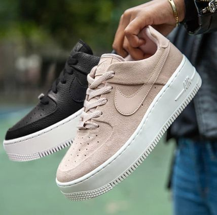 Nike スニーカー 即発送 NIKE AIR FORCE 1 SAGE LOW ナイキエアフォース1セイジ(2)