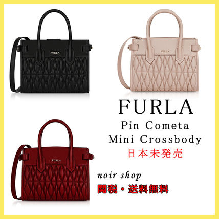【FURLA】 Pin Cometa Mini Crossbody 日本未発売 最新モデル