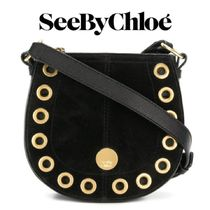 【18AW★SALE!】★SEE BY CHLOE★medium Kriss hobo bag