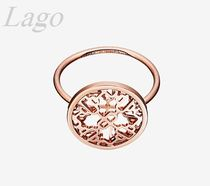 HERMES♪Chaine d'Ancre Passerelle ringスモール♪H213602B♪