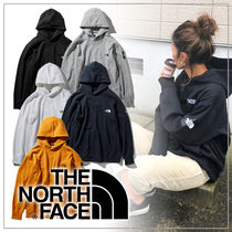 【THE NORTH FACE】SQUARE LOGO HOODIE スクエアロゴフーディー