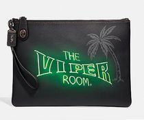 Coach ◆ 46297 Viper room turnlock pouch