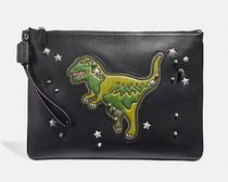 Coach ◆ 67912 Pouch 30 with rexy