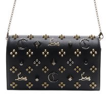 【関税負担】 CHRISTIAN LOUBOUTIN PALOMA CHAIN SHOULDER