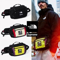 FW18 2nd Supreme × The North Face Expedition Waist Bag