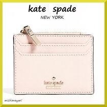 【kate spade】  コインケース付カードケース