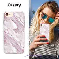 ★お洒落♪★Casery Desert Stone iPhone8/7/6s(+)&X/Xs Case★