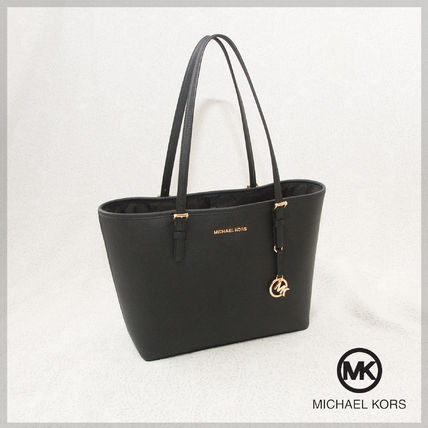 Michael Kors トラベルトート M  CARRYALL JET SET TRAVEL TOTE