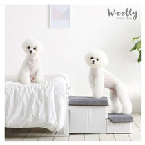 Woolly★Stepperペット2段収納ボックス機能ステップ犬用運動玩具