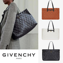 【GIVENCHY】2019新作!Duo キルト キャンバス トートバッグ