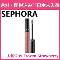 大屋夏南さん愛用♡ SEPHORA Cream Lip Stain Liquid
