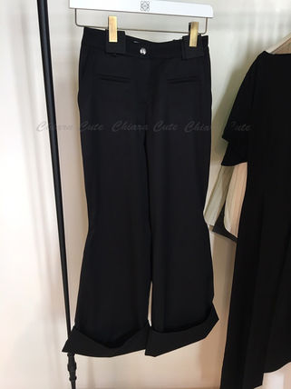 Dolce /& Gabbana Men/'s Off White Dress Pleated Pants Size 34 36