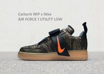 Carhartt WIP x Nike☆AIR FORCE 1 UTILITY LOW