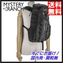 MYSTERY RANCH(ミステリーランチ) バックパック・リュック 国内在庫★MYSTERY RANCH FRONT/BLK バッグ・その他