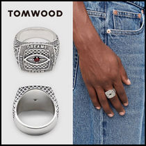 関税送料込!Tom Wood Champion Ring Red Eye