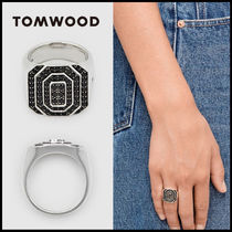関税送料込!Tom Wood King Ring Spinel