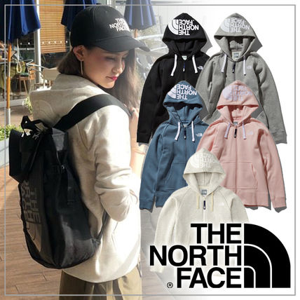 THE NORTH FACE パーカー・フーディ 【THE NORTH FACE】REARVIEW FULL ZIP リアビューフルジップ