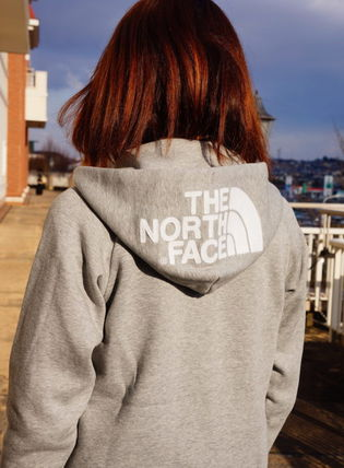 THE NORTH FACE パーカー・フーディ 【THE NORTH FACE】REARVIEW FULL ZIP リアビューフルジップ(10)