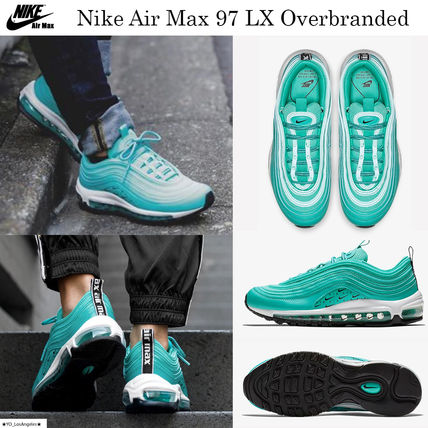 more photos 23fe7 ae477 最新☆話題沸騰中☆Nike Air Max 97 LX Overbranded☆お早めに!