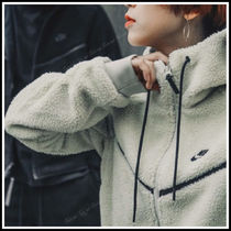 NIKE AS M NSW WR HOODIE TCH ICON SH もこもこパーカー★男女OK