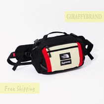 18FW SUPREME / The North Face Expedition Waist Bag