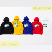 18FW SUPREME / The North Face Photo Hooded Sweatshirt