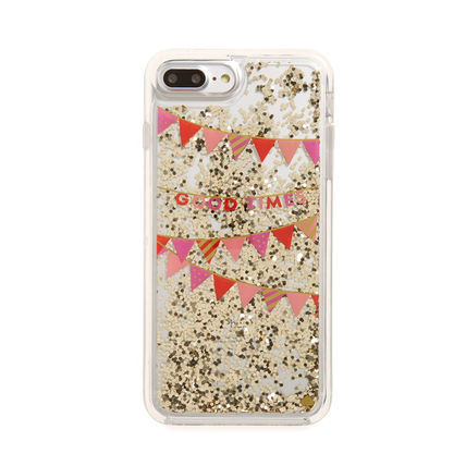 完売品★大人気★kate spade good time clear iPhone7/8ケース