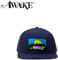 Awake NY Skyline Patch Hat / Cap 【先取り!日本未入荷!】