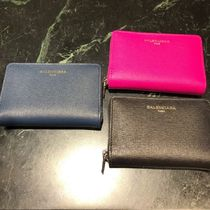VIP SALE【BALENCIAGA】入手困難Essential Coin-Card R-Zip Case
