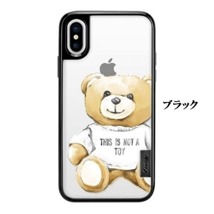 Casetify iPhone・スマホケース 【ケースティファイ】くま This Is Not a Toy★iphoneX ケース(7)