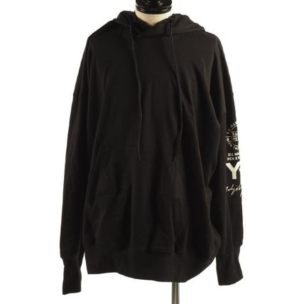 【Y-3】 GRAPHIC HOODED  パーカー[RESALE]