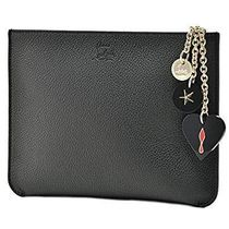 CHRISTIAN LOUBOUTIN	Loubicute Small Pouch	1185073	CM53	BLACK