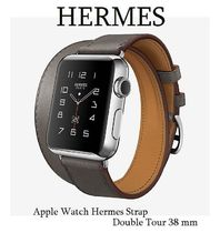 HERMES☆Apple Watch Strap Double Tour 38☆ストラップ☆関税込
