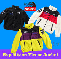 Week15 Supreme The North Face Expedition Fleece Jacket 18FW