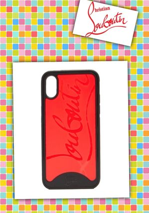 Christian Louboutin/ Loubiphone iPhone X case