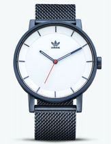 ★adidas  DISTRICT_M1 Navy & Black Watch  腕時計★関税込★