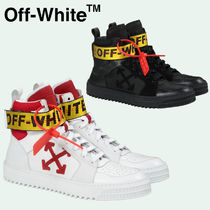 [Off-White] INDUSTRIAL BELT HI TOP SNEAKER