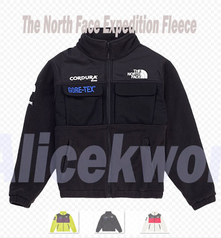 15 WEEK Supreme FW 18 The North Face Expedition Fleece (Supreme/フリースジャケット) 39957434