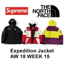 Supreme The North Face Expedition Jacket 18 AW WEEK 15