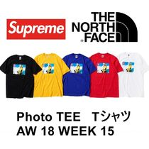 Supreme The North Face Photo Tee Tシャツ AW 18 WEEK 15