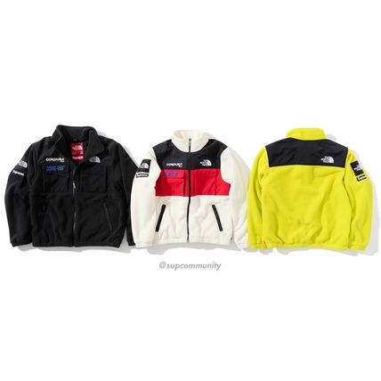 Supreme ジャケット Supreme The North Face Expedition Fleece Jacket AW18 WEEK 15(2)