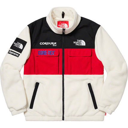 Supreme ジャケット Supreme The North Face Expedition Fleece Jacket AW18 WEEK 15(9)