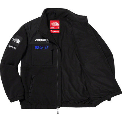 Supreme ジャケット Supreme The North Face Expedition Fleece Jacket AW18 WEEK 15(5)