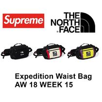 Supreme The North Face Expedition Waist Bag 18 AW  WEEK 15